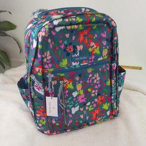 Vera Bradley Superbloom Lighten up Grand Backpack